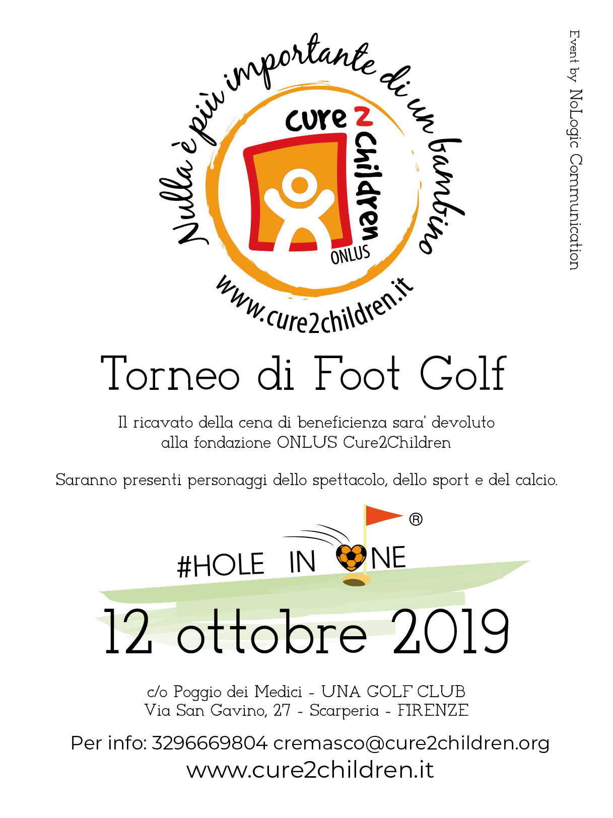 Torneo di Foot Golf - Hole in One
